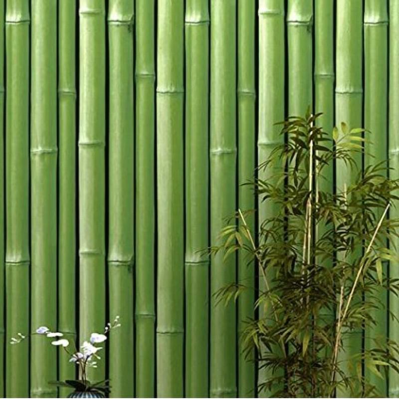 Bambusz 3D hatású öntapadós tapéta
