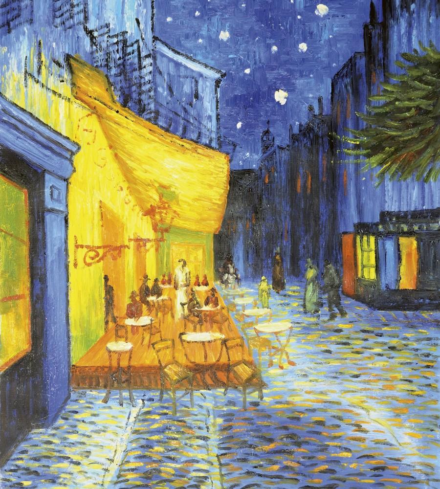Festmény a falon, poszter tapéta 225*250 cm